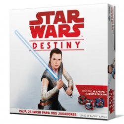 Star Wars Destiny juego de mesa de dados de Fantasy Flight Games