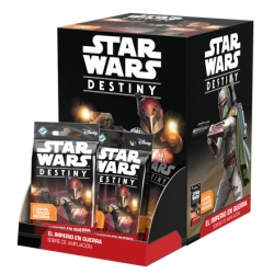 Sobres de ampliación El Imperio en guerra de Star Wars Destiny