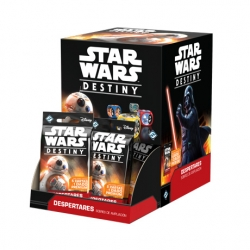 Expansion envelopes Wake ups Star Wars Destiny
