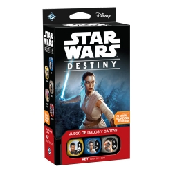 Caja de inicio Rey de Star Wars Destiny de Fantasy Flight Games