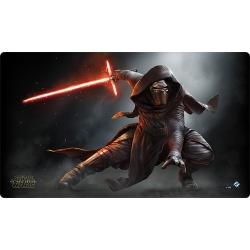 Tapete de juego Kylo Ren para juego Star Wars de cartas, destiny...