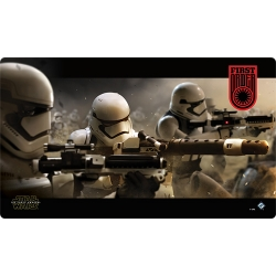 The First Order Game playmat for Star Wars game of cards, destiny ...