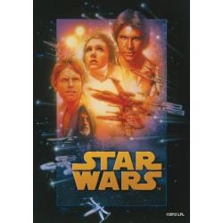 Fundas Ilustradas Nueva Esperanza (TM) de Star Wars para cartas