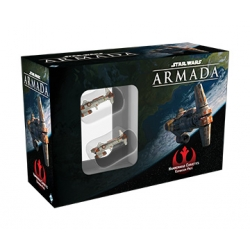 Corbetas Cabeza de Martillo para Star Wars Armada de Fantasy Flight Games