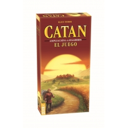 CATAN - EXPANSION 5-6 PLAYERS