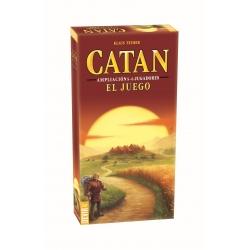 Los Colonos De Catan Expansión Para 5-6 Jugadores