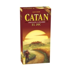 Catan Colonos expansion for 5-6 players Catalan