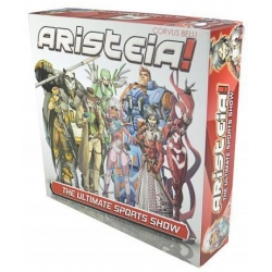 Aristeia! basic miniature table game from Corvus Belli in Spanish