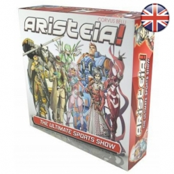 Aristeia! basic miniature table game from Corvus Belli in English