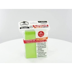 FUNDAS MAGIC ULTIMATE GUARD MATE VERDE CLARO (80)