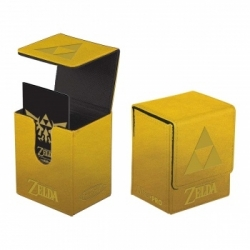 85212 - DECK ULTRA PRO FLIP BOX THE LEGEND OF ZELDA