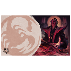 PLAYMAT L5R LCG: MASTER OF SECRETS (ESCORPION)