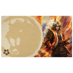 PLAYMAT L5R LCG: RIGHT HAND OF THE EMPEROR (LEON)