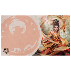 PLAYMAT L5R LCG: THE SOUL OF SHIBA (FENIX)