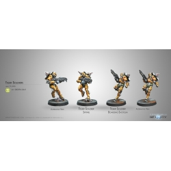 YU JING - TIGER SOLDIERS