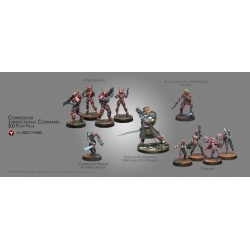 CORREGIDOR JURISDICTIONAL COMMAND 300 PTS PACK