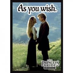 LEGION FUNDA PRINCESS BRIDE AS YOU WISH (50)