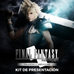 FINAL FANTASY TCG OPUS 4 PRE-RELEASE KIT
