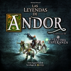 The legends of Andor - The last hope