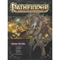 Pathfinder - La Corona de Carroña 3: Luna Rota
