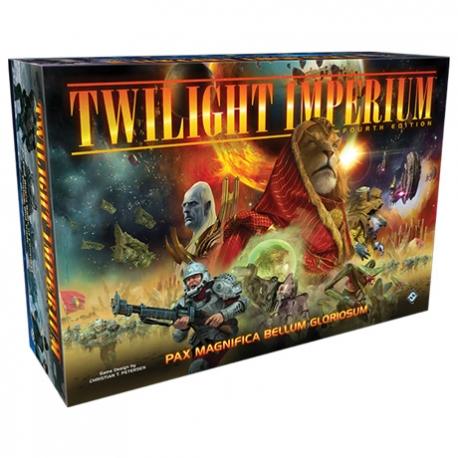 Juego Twilight Imperium (Cuarta Edición) de Fantasy Flight Games