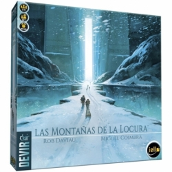 THE MOUNTAINS OF MADNESS (SPANISH)
