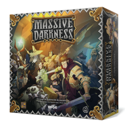Juego de mesa de estrategia Massive Darkness de Edge Entertainment