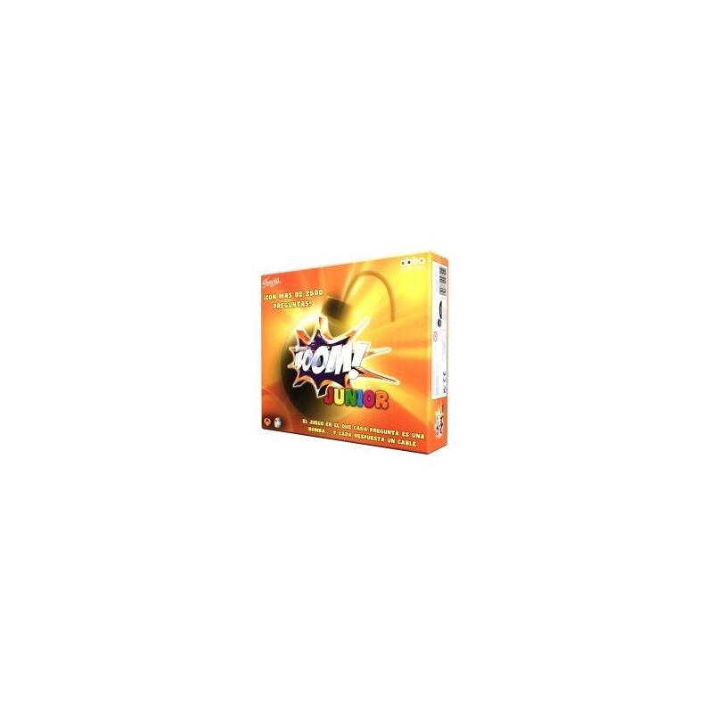 Comprar juego de mesa del programa de tv boom edici n for Boom junior juego de mesa