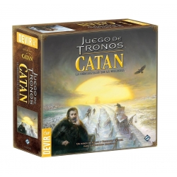 Settlers of Catan Limited Edition Game of Thrones by Devir