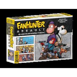 Fanhunter Assault, juego de cartas rápido y furioso de Devir