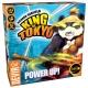 La expansión Power Up de King Of Tokyo te permite completar el juego básico King of Tokyo de Devir