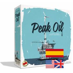 Juego de estrategia Peak Oil de gestión de recursos de 2Tomatoes Games