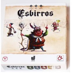 Esbirros (Spanish)