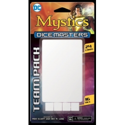DC DICE MASTERS MYSTICS TEAM PACK (INGLES)