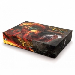 Warlords Of Terra - Mazo Expansión Hellscion