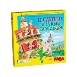 Fantástico juego de mesa para niños de Haba, El Castillo de la Rana Escaladora