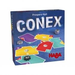 Conex es un juego en el que los niños tendrán que usar su agudeza visual para colocar las piezas