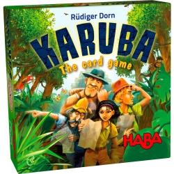 Juego de estrategia Karuba - Juego de Cartas de Haba