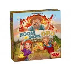 Boom Bang Oro es un juego educativo de Haba para los más pequeños