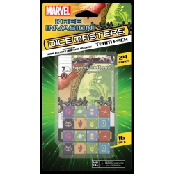MARVEL DICE MASTERS: KREE INVASION TEAM PACK (INGLÉS)