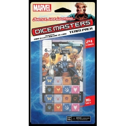 MARVEL DICE MASTERS: JUSTICE LIKE LIGHTNING TEAM PACK (INGLÉS)