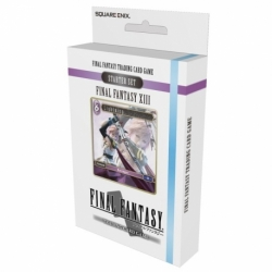 FINAL FANTASY TCG UNID MAZO ICE/THUNDER FFXIII
