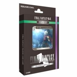 DISPLAY FINAL FANTASY TCG MAZOS LIGHTNING/WIND FFTY0 (5+1)