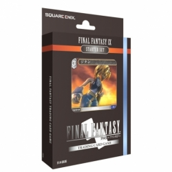 DISPLAY FINAL FANTASY TCG MAZOS FIRE/WATER FF IX 5+1)