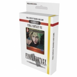 DISPLAY FINAL FANTASY TCG MAZOS FIRE/ICE FFVII (5+1)