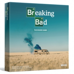 Breaking Bad the board game from Edge based on the TV series