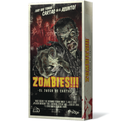 Zombies !!!: The card game from Edge Entertainment