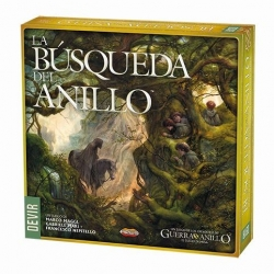 Board game The Search for the Ring based on The Lord of the Rings