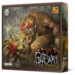 Juego de cartas Gateway Uprising de Edge Entertainment y CMON