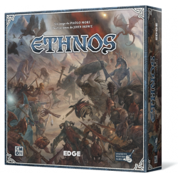 Ethnos strategy table game from Edge Entertainment and CMON